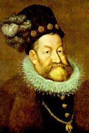 Rudolf II of Bohemia, one of the leaders of the 30 years war