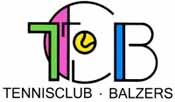 Tennis Club Balzers logo and website link
