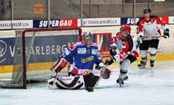 The Liechtenstein national ice hockey team