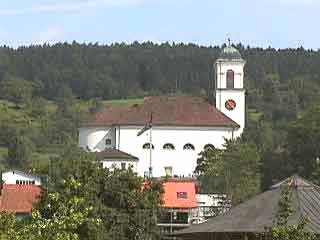 St Peter and Paul church in Mauren