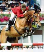 Show Jumping in Mauren