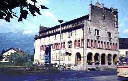 The Vaduz town hall